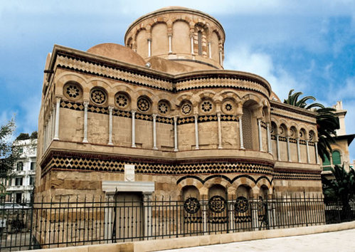 Chain cultural heritage for Architecture arabe