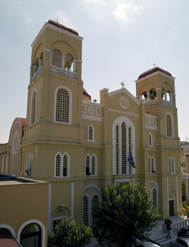 The Cathedral of Saint Nickolas